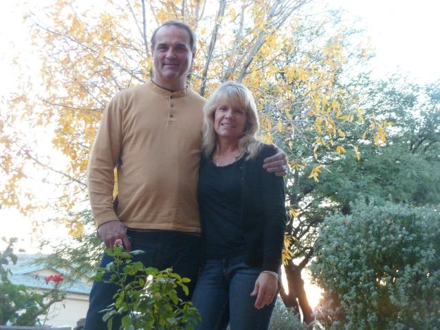 Scott and Vickie
