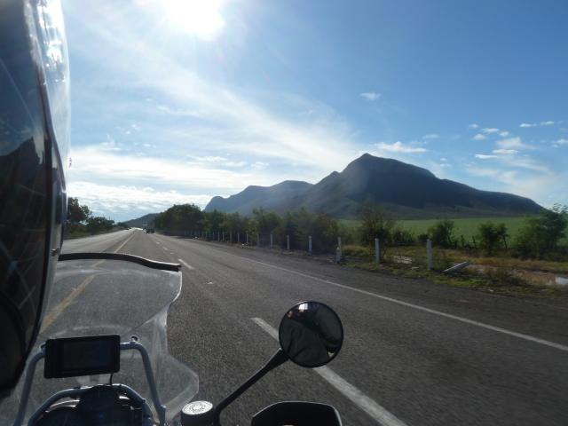 Somewhere between Los Muchos and Mazatlan