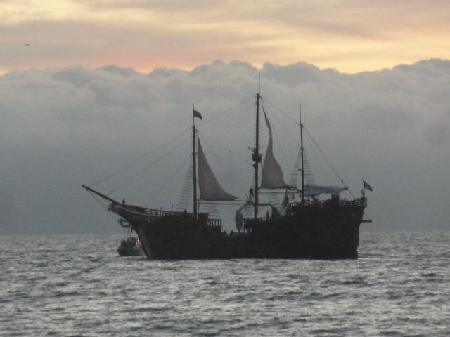 Pirate Ship Marigalante