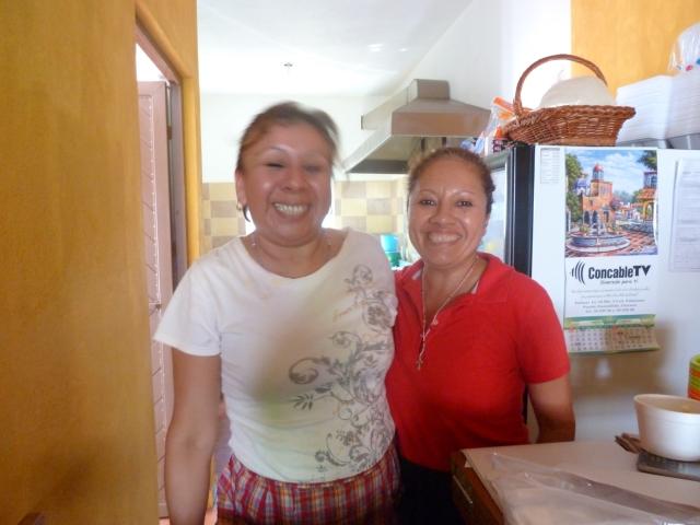 Sherry and Maria - El Pollo Loco
