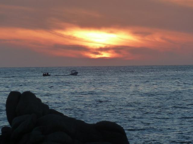 Sunset on Playa Marinelo
