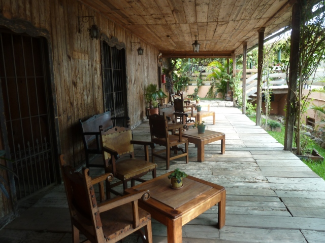Lake Atitlan hotel