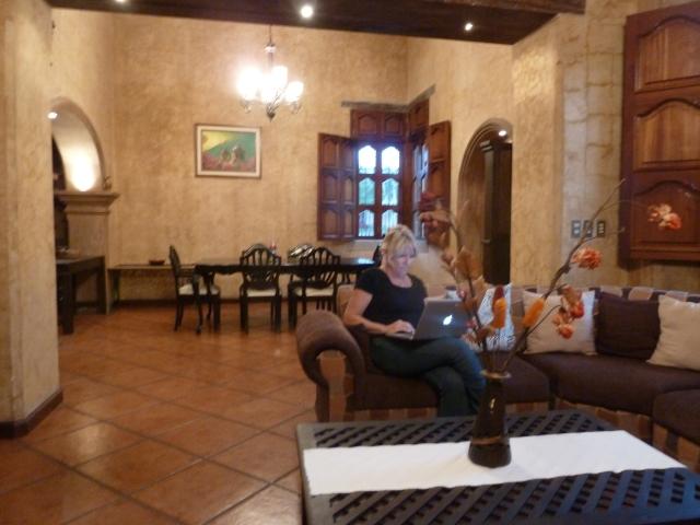 Tradiciones Antigua Hotel