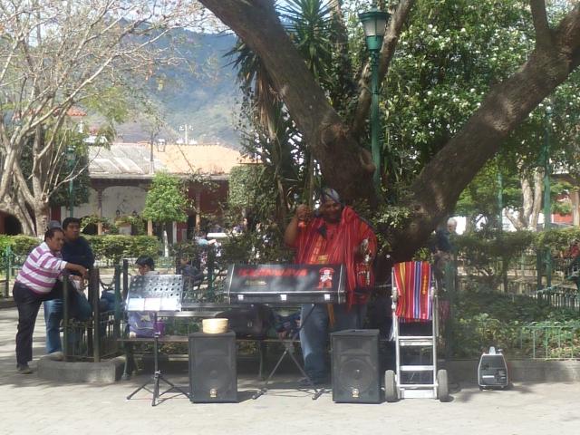Music in the Parque