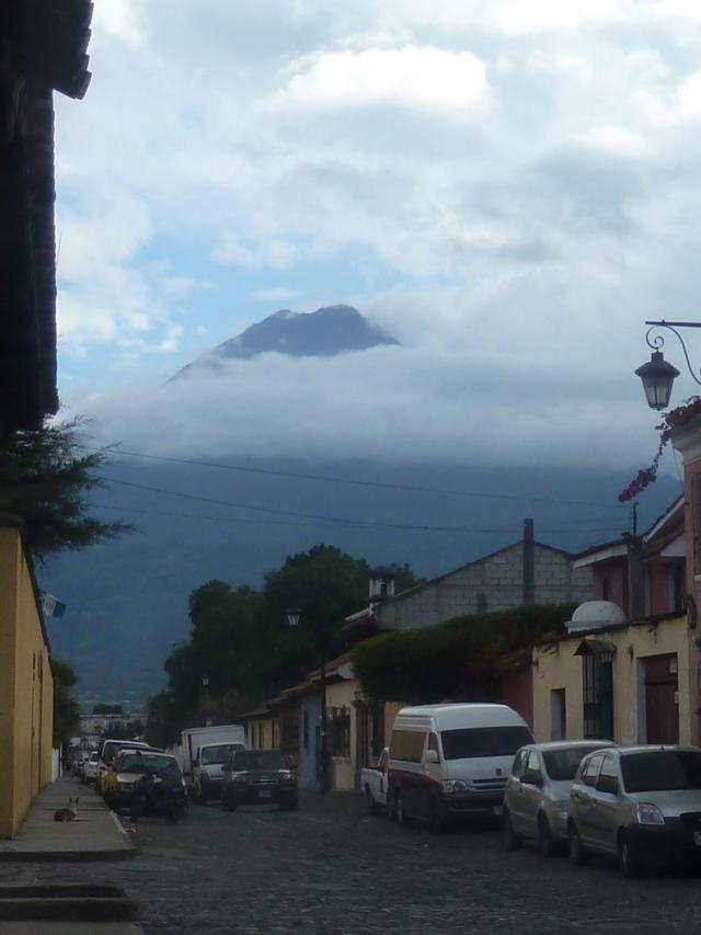 South Agua Volcano