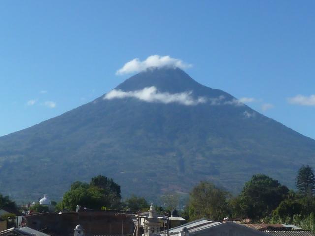 Agua Volcano - Antigua