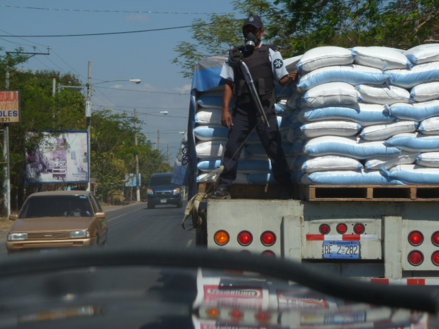 guarding the load