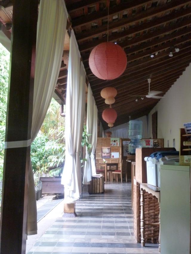 Pure Spa in Granada, Nicaragua