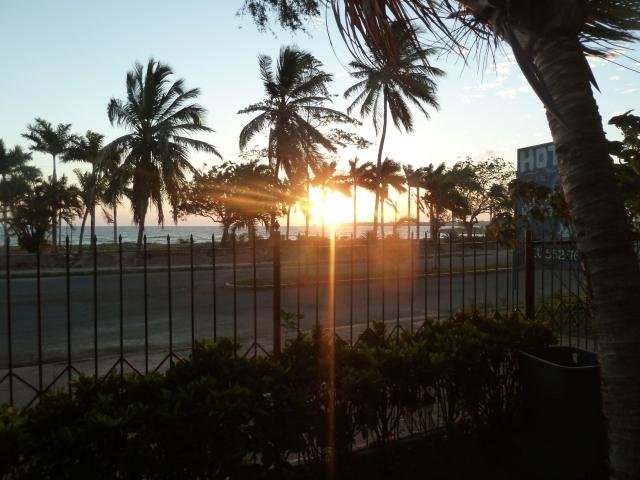 Sunrise on Lake Nicaragua