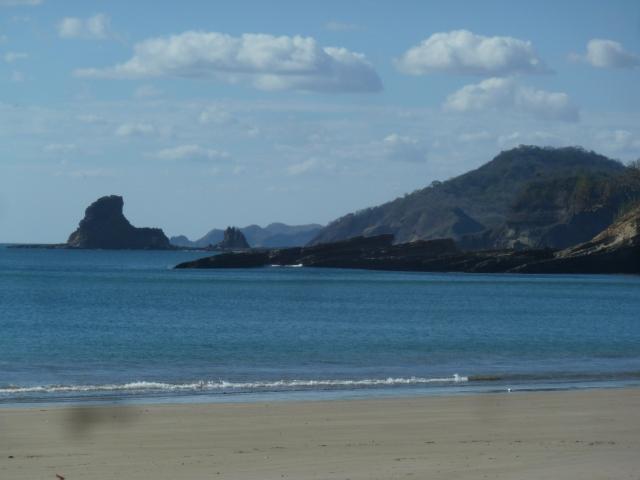 Playa Marsella, Nicaragua