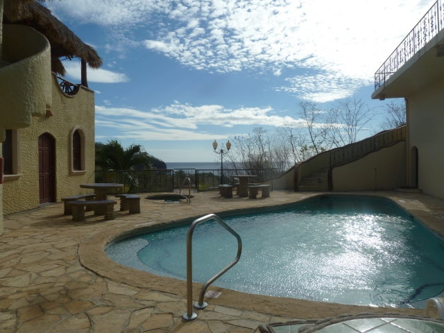Pacific Bay Hotel, Playa Marsella, Nicaragua