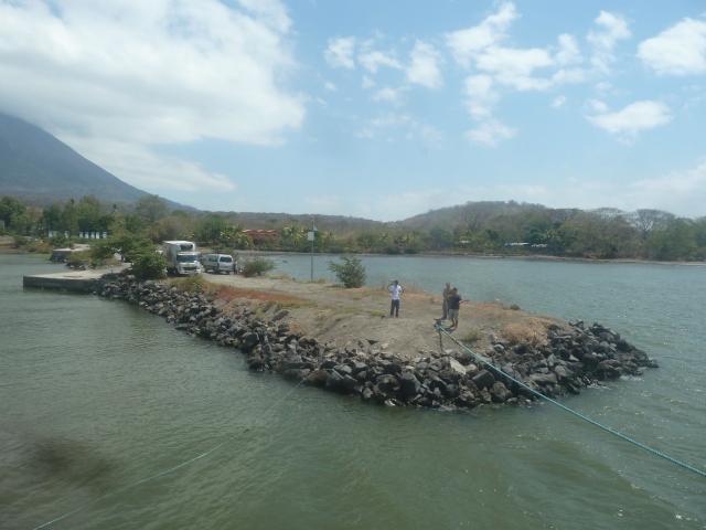 Ferry landing, Ometepe Island, Nicaragua