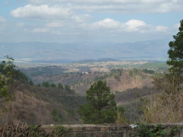 View of Honduras