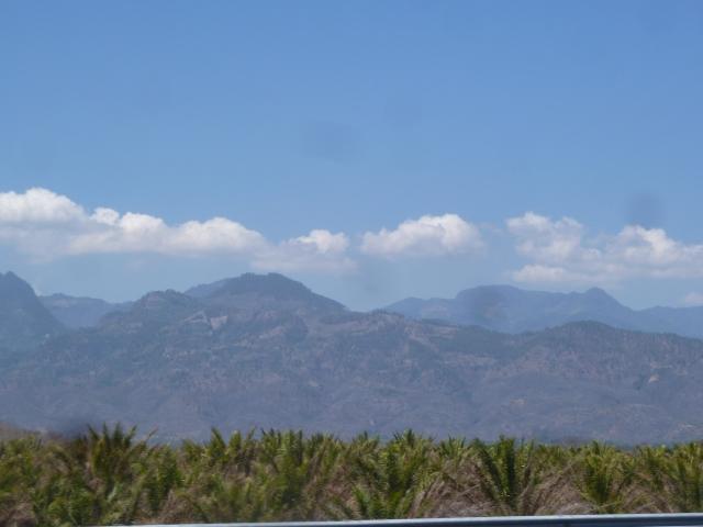 Mountains of Honduras