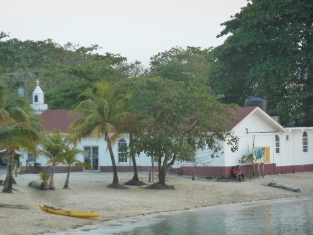 First Baptist Church, Roatan, Honduras