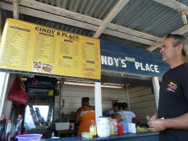 Cindy's Place, West End, Roatan, Honduras