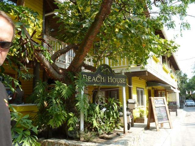 The Beach House, Roatan, Honduras