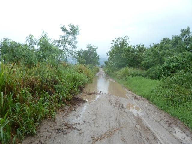 our mud detour