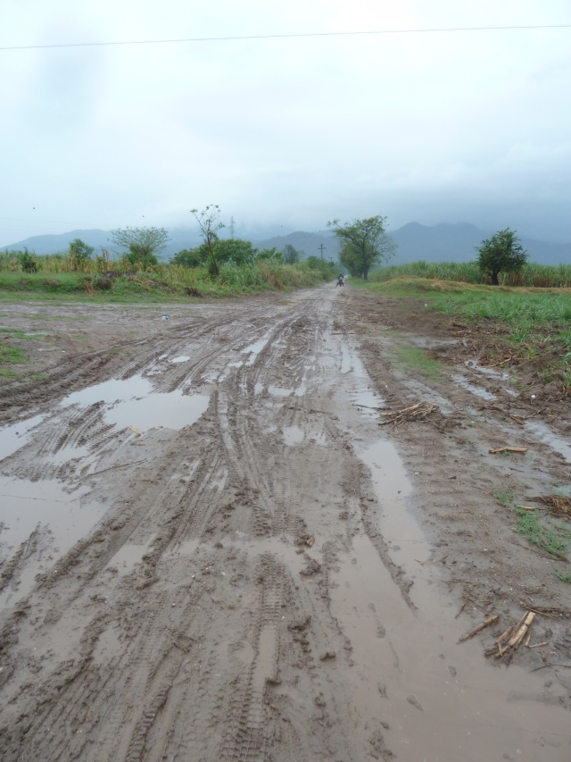 mud detour