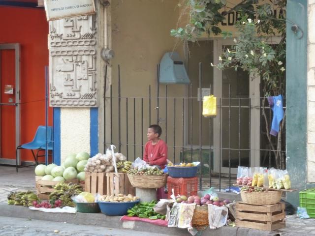 Young merchant