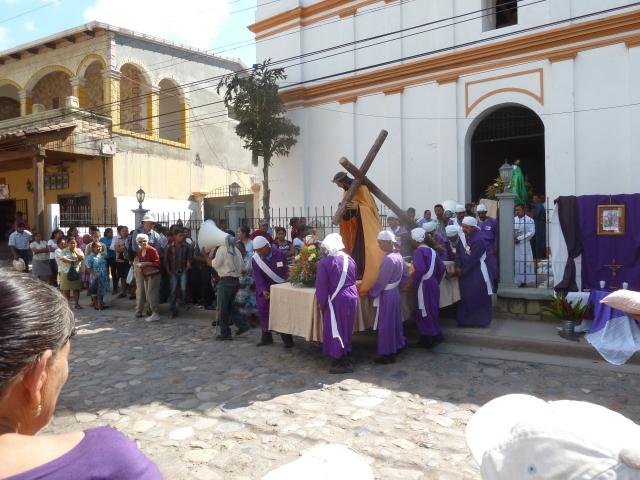 Semana Santa, Copan Ruinas, Honduras