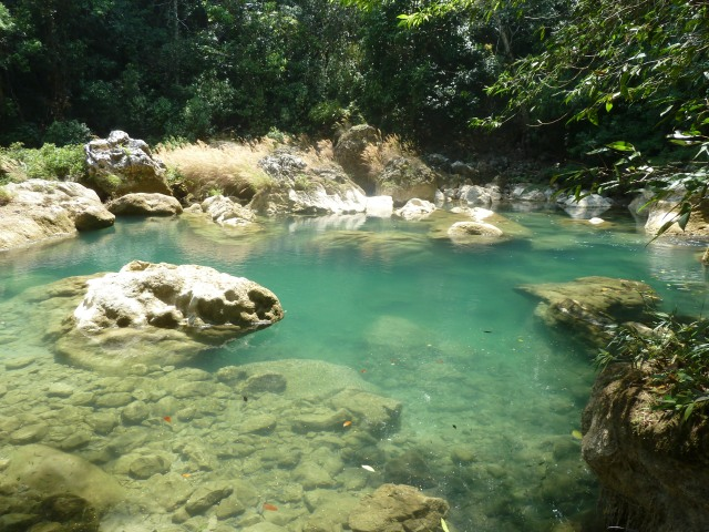 Blue Creek, Belize