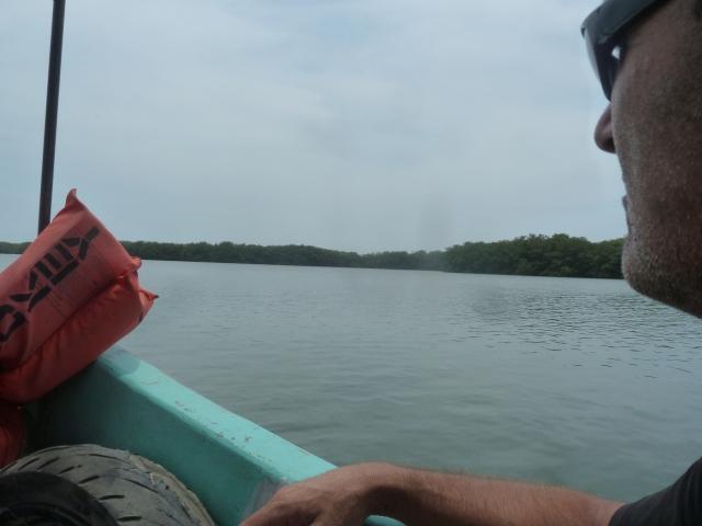 Hokey Pokey water taxi