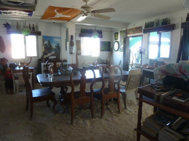 Estel's, Ambergris Caye, Belize - a great restaurant