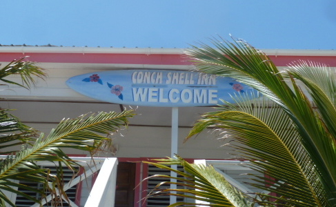 The Conch Inn, Ambergris Caye, Belize