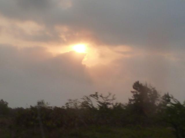 Good morning in Belize
