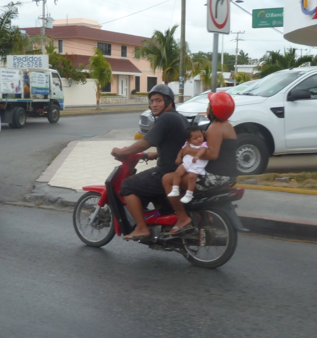 Another child safety seat
