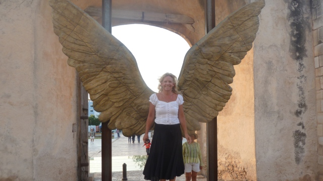 I got my wings! :)