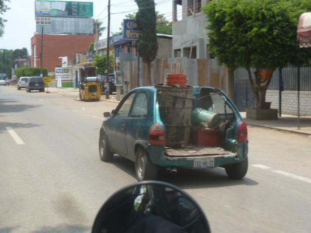 Oaxaco, Mexico