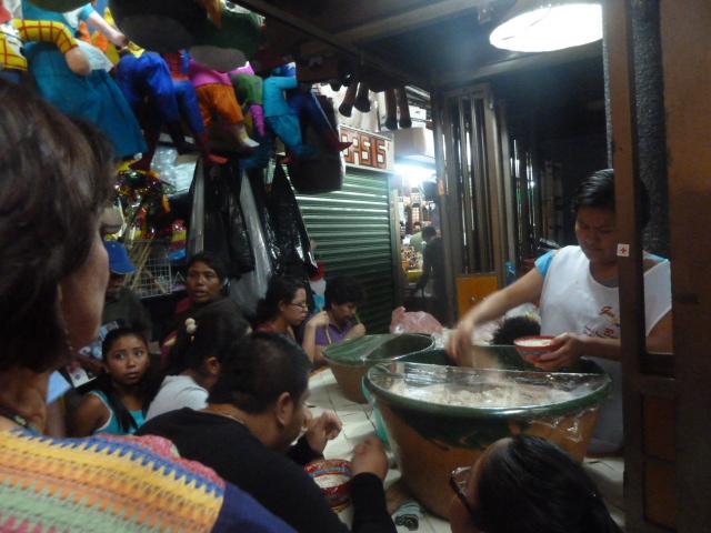 Specialty drink, Mercado, Oaxaca, Mexico