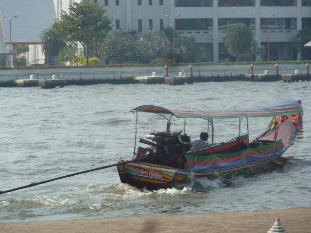Chayo Phraya River, Bangkok