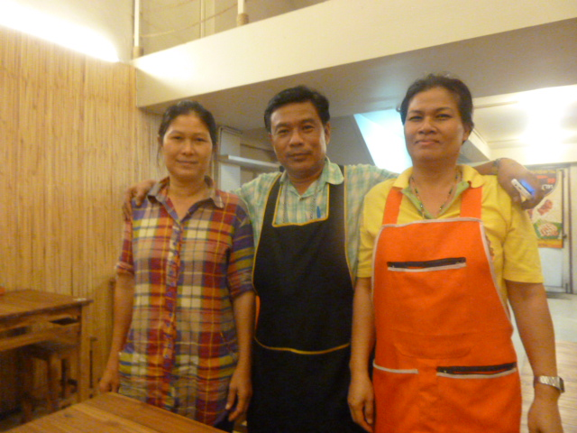 The owners of one of our favorite restaurants, Bangkok