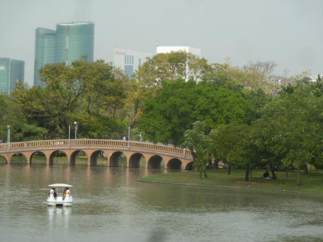 Chatuchak Park, Bangkok