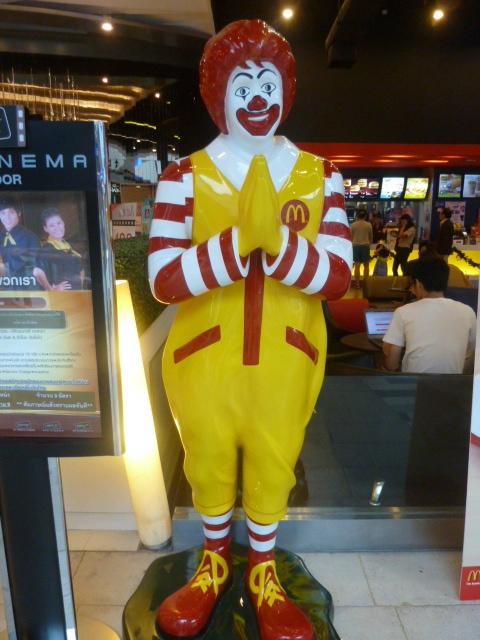 Ronald Mcdonald - Bangkok