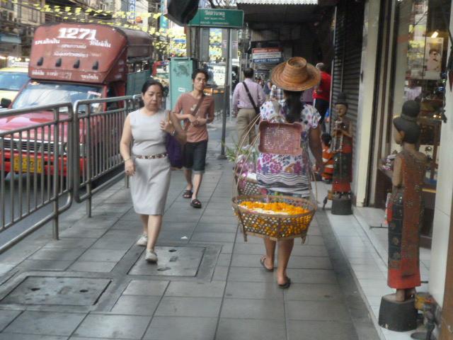 Sathon area, Bangkok