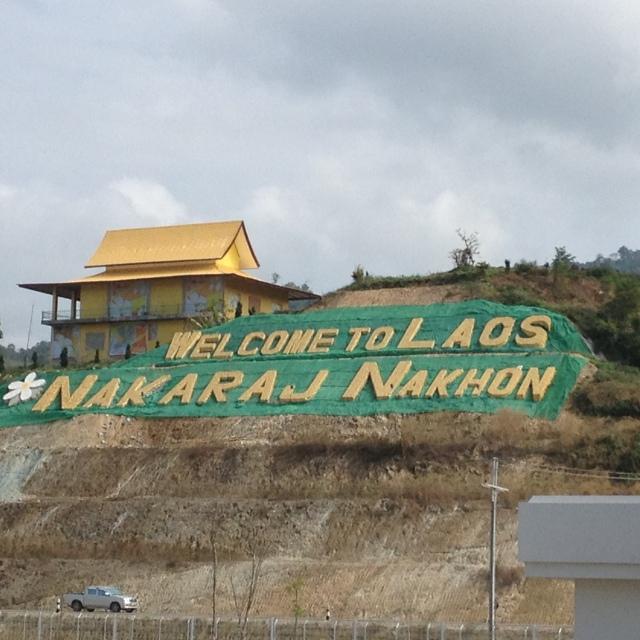Houei Xai, Laos
