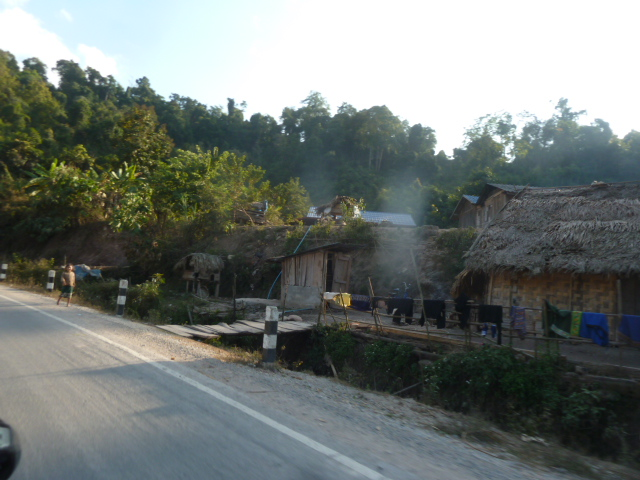 Hill tribe, Laos