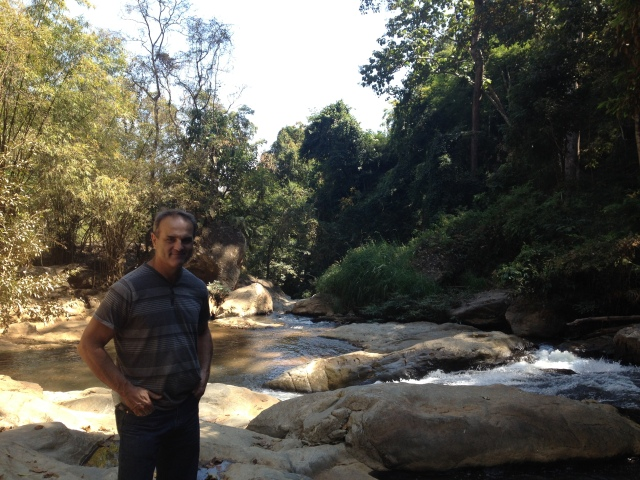Mae Sae Waterfall, Doi Ithanon National Park, Thailand