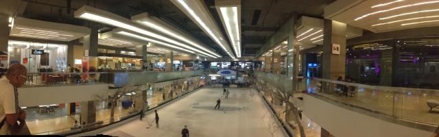 Ice Rink, Central, Bangkok