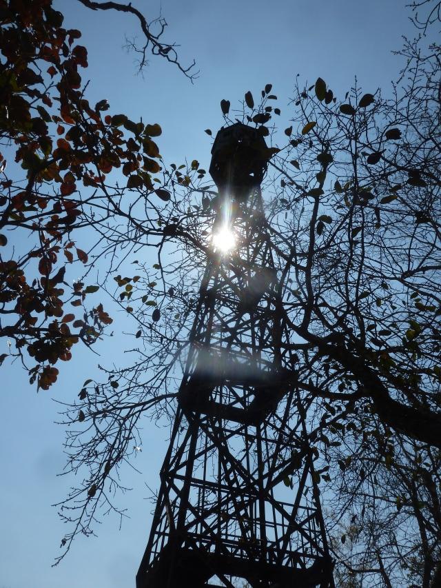Sunrise tower, Nam Nao National Park, outside Khon Kaen, Thailand