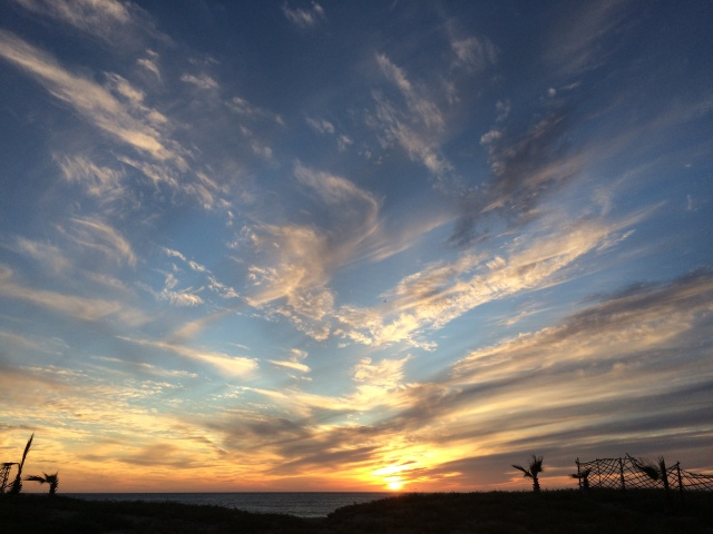 Todos Santos - Another amazing sunset!
