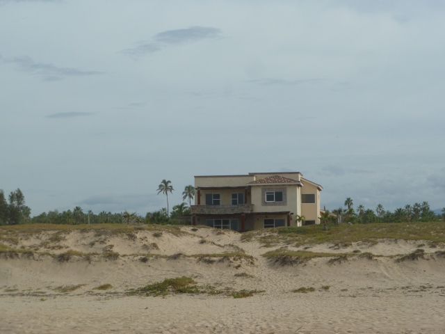Casa Cathy - our beachfront abode for the week in Todos Santos